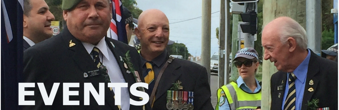 Maroubra RSL Commemoration Events